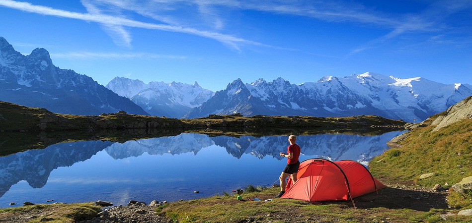Que prévoir pour un week-end de camping sauvage ?