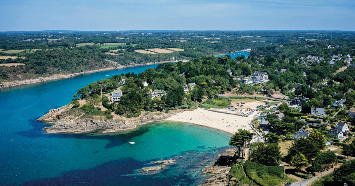 Quimperlé : un bout de paradis en Bretagne
