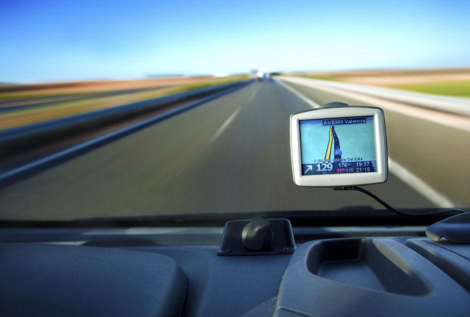 Partir en vacances avec un GPS